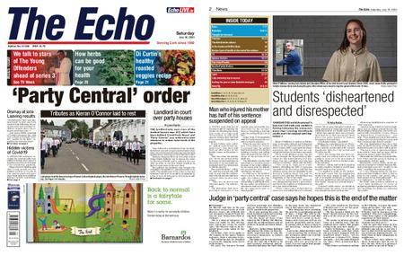 Evening Echo – July 18, 2020