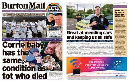 Burton Mail – May 25, 2020