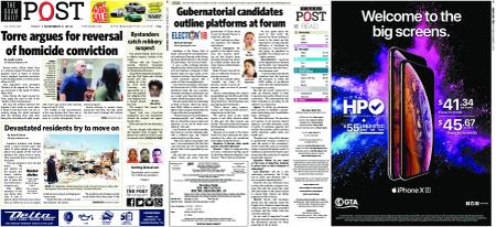 The Guam Daily Post – November 02, 2018