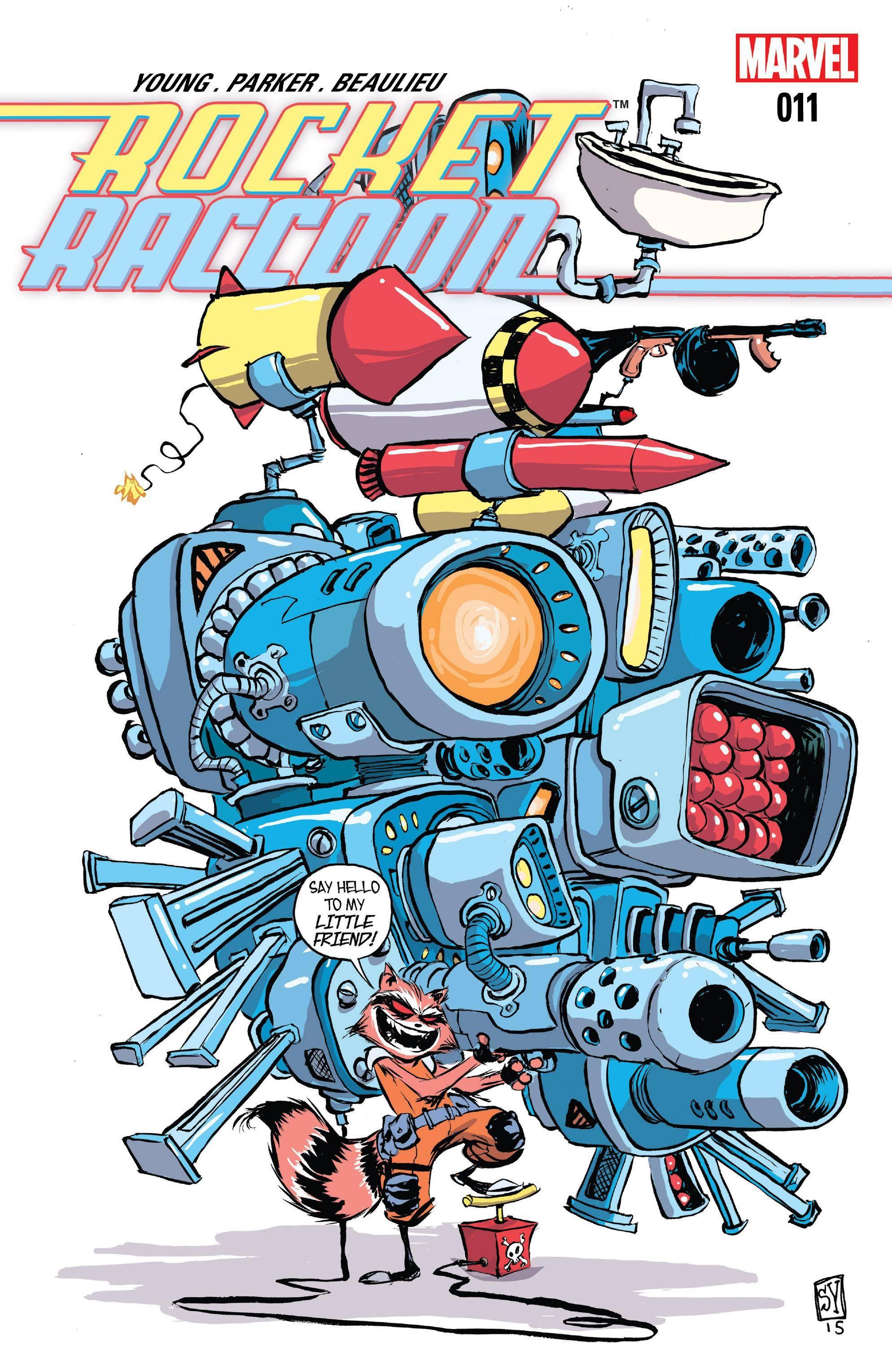 0-Day 2015 5 6 - Rocket Raccoon 011 2015 Digital Zone-Empire cbr