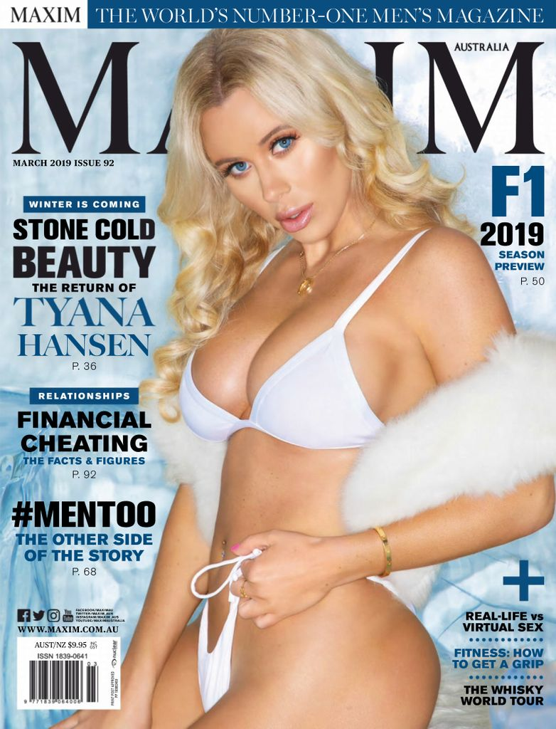 Maxim Australia - March 2019