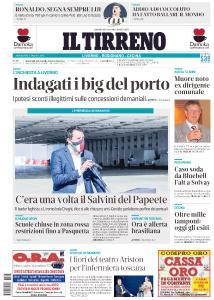 Il Tirreno Livorno - 3 Marzo 2021