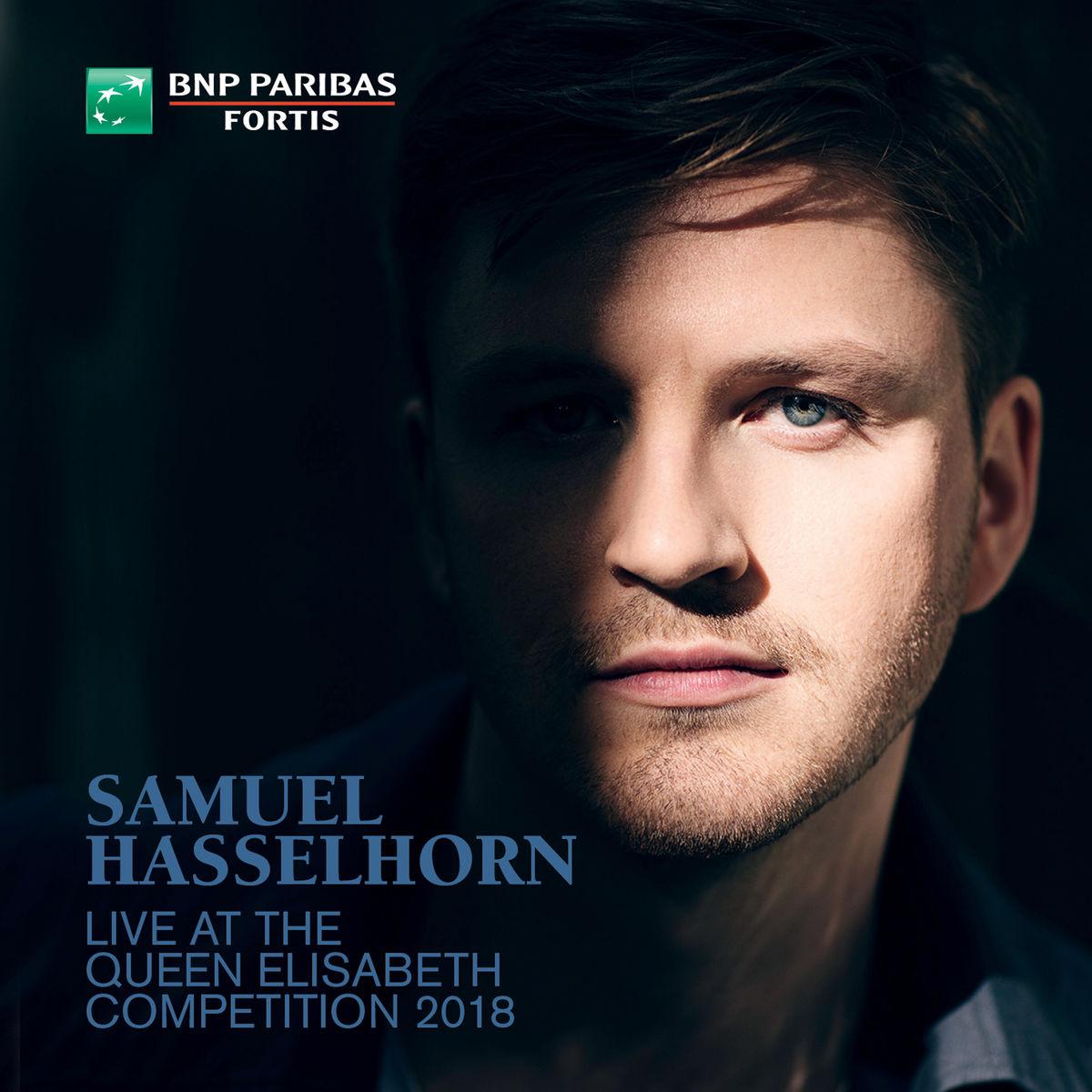 Samuel Hasselhorn - Samuel Hasselhorn Live at the Queen Elisabeth Competition 2018 (2019)