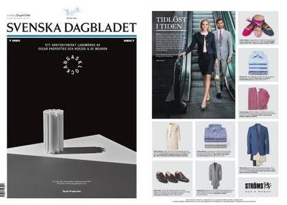 Svenska Dagbladet – 28 april 2018