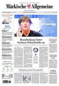 Märkische Allgemeine Dosse Kurier - 30. August 2018