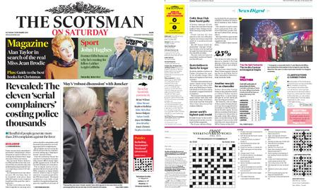 The Scotsman – December 15, 2018