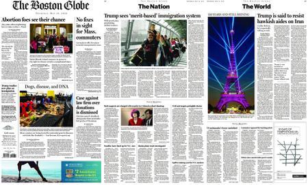The Boston Globe – May 16, 2019