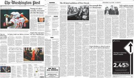 The Washington Post – August 16, 2018