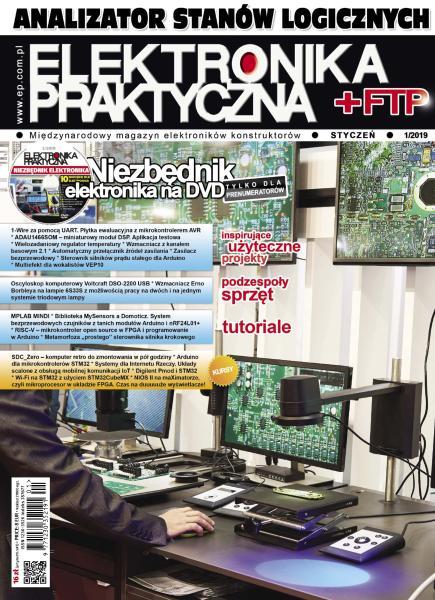 Elektronika Praktyczna - Styczeń 2019