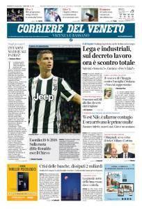 Corriere del Veneto Vicenza e Bassano - 27 Luglio 2018