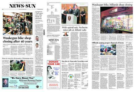 Lake County News-Sun – December 26, 2017