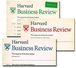 Harvard Business Articles Pack