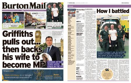 Burton Mail – November 13, 2019