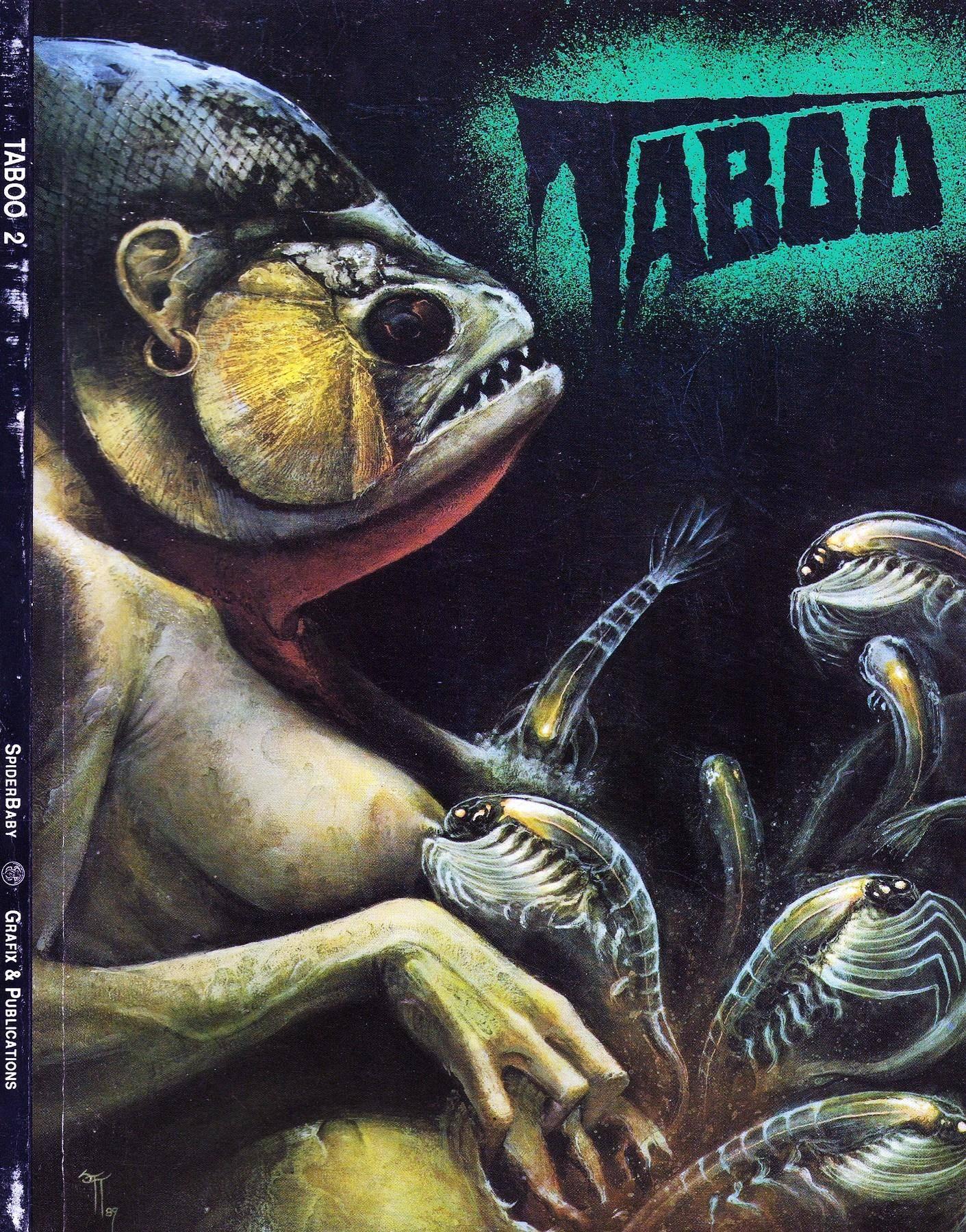 Taboo 002 1989