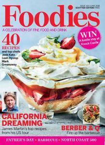 Foodies Magazine - June 2018