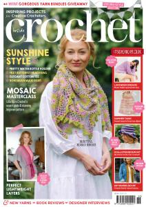 Inside Crochet - Issue 136 - May 2021