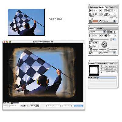 Extensis PhotoFrame 2.5.2 + All Frames ISO  I  1.23 GB