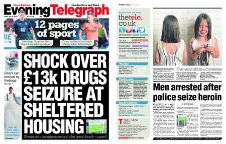 Evening Telegraph First Edition – July 27, 2018
