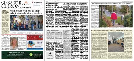 Gibraltar Chronicle – 02 February 2021