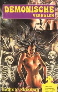 Demonische Verhalen/Demonische Verhalen - 09 - Afgrijzen In De Duisternis