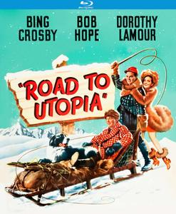 Road to Utopia (1945) + Extras