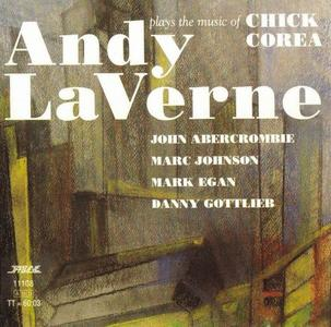 Andy LaVerne - Plays The Music Of Chick Corea (1988)