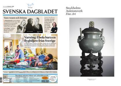 Svenska Dagbladet – 06 oktober 2019