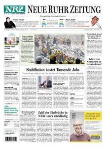 NRZ Neue Ruhr Zeitung Essen-Postausgabe - 21. September 2017