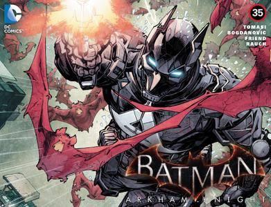 Batman - Arkham Knight 035 2015 Digital