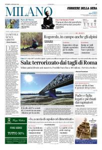 Corriere della Sera Milano – 11 gennaio 2019
