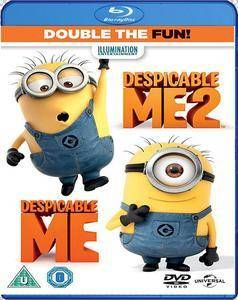 Despicable Me (2010) + Despicable Me 2 (2013)