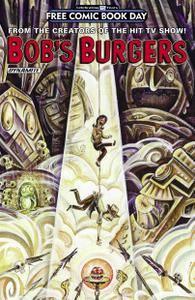 Bobs Burgers - Free Comic Book Day 2016 2016 digital