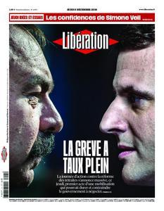 Libération - 05 décembre 2019