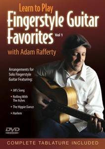 Learn to Play Fingerstyle Guitar Favorites – Vol 1 [Repost]