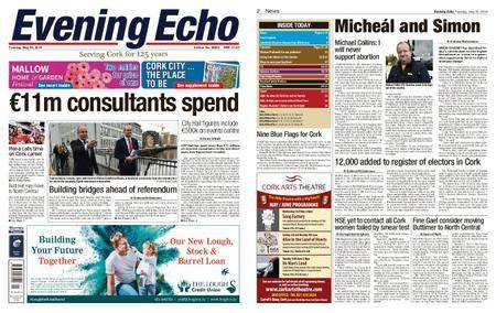 Evening Echo – May 22, 2018