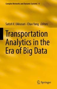 Transportation Analytics in the Era of Big Data