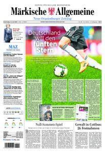 Neue Oranienburger Zeitung - 14. Juni 2018