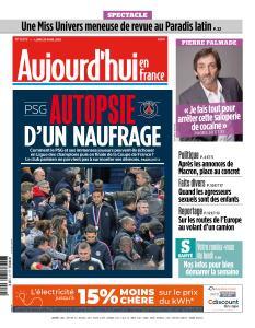 Aujourd'hui en France du Lundi 29 Avril 2019
