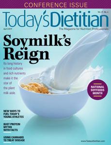 Today's Dietitian - April 2019