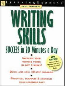 OLSON, Judith F. - Writing Skills Success In 20 Minutes a Day
