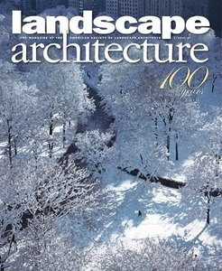 Landscape Architecture - January 2010