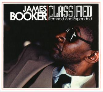 James Booker - Classified (1982) Remixed And Expanded 2013