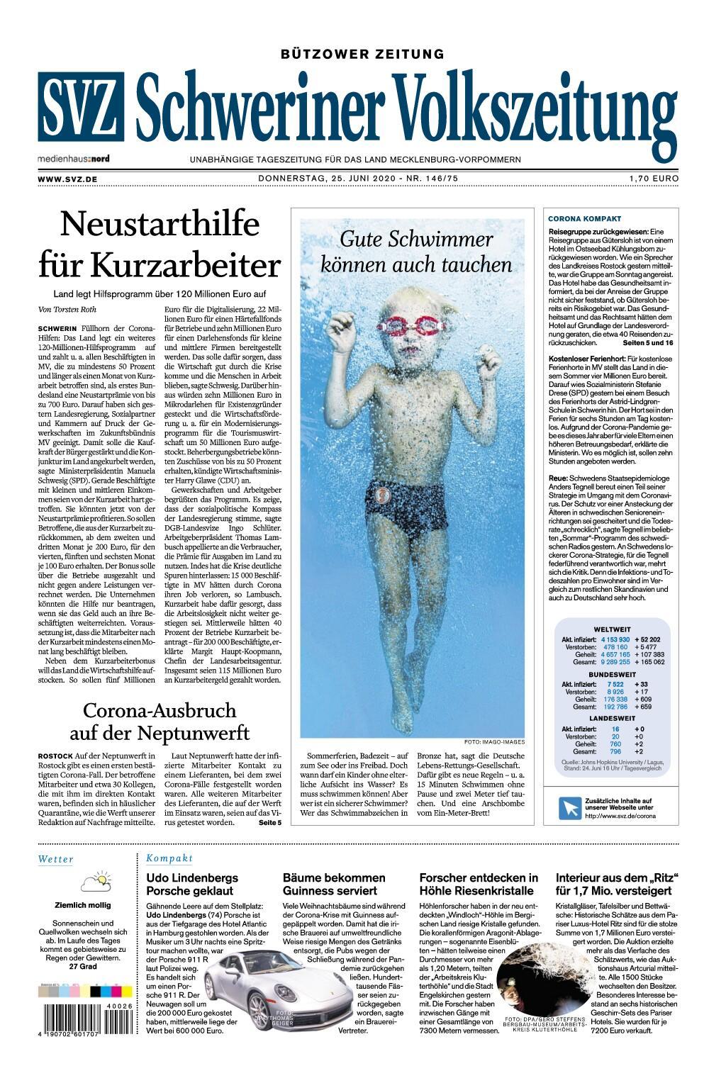 Bützower Zeitung