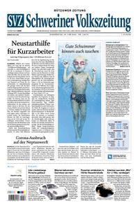 Schweriner Volkszeitung Bützower Zeitung - 25. Juni 2020