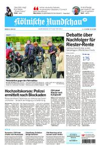 Kölnische Rundschau Wipperfürth/Lindlar – 30. April 2019