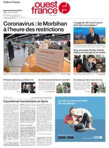 Ouest-France Édition France – 03 mars 2020