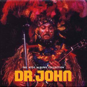 Dr. John - The ATCO Albums Collection 1968-1974 (2017) Remastered 7CD Box Set