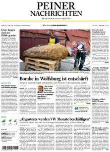Peiner Nachrichten - 09. Juli 2018