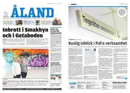 Ålandstidningen – 05 februari 2018