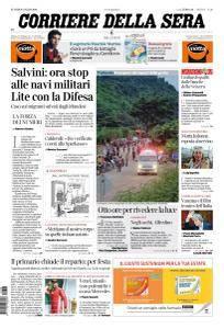 Corriere della Sera - 9 Luglio 2018